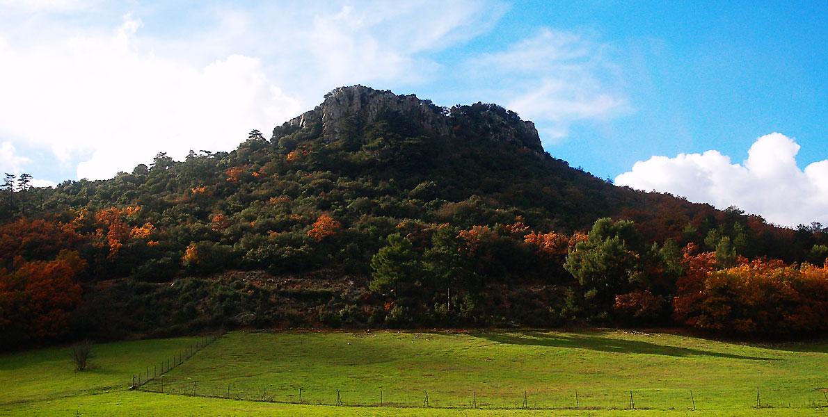 Grand Sambuc rocher